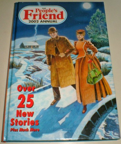 """The """"People's Friend"""" Annual By Margaret McKinlay"""