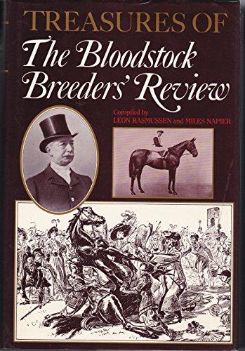 Treasures of the Bloodstock Breeders Review By Leon Rasmussen