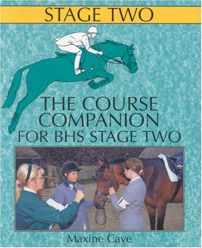 The Course Companion for BHS Stage Two by Maxine Cave
