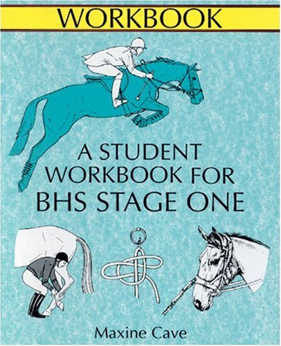 A Student Workbook for BHS Stage One by Maxine Cave