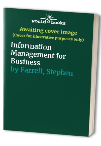 Information Management for Business by Allan Taylor