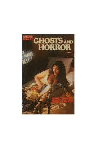 Weekend book of ghosts and horror By RICHARD WHITTINGTON-EGAN