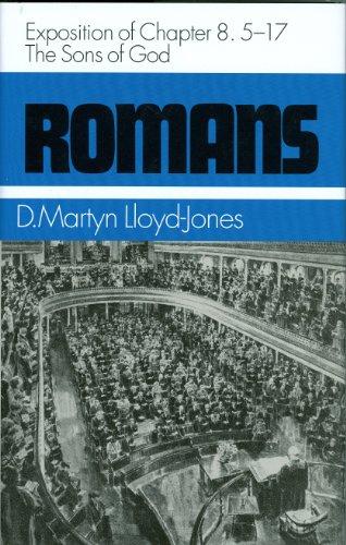 Romans By D. M. Lloyd-Jones