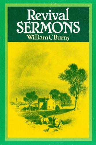 Revival Sermons By William C. Burns