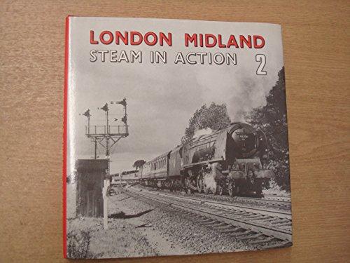 London Midland Steam By Volume editor William Askew Blake