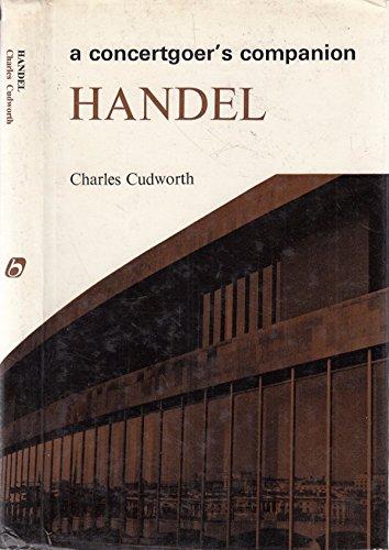 Handel By Charles Cudworth