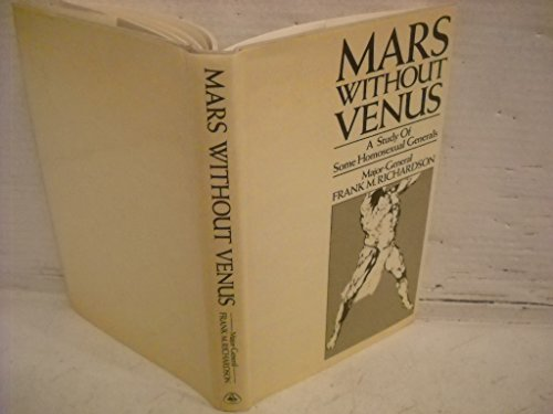 Mars without Venus By Frank M. Richardson