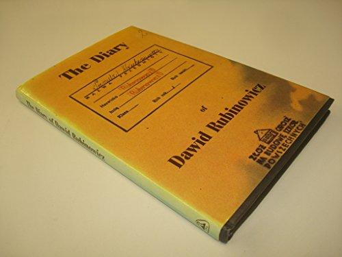 Diaries By Dawid Rubinowicz