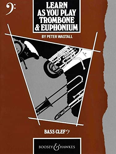 Learn as You Play (Euph) B.C. By Peter Wastall