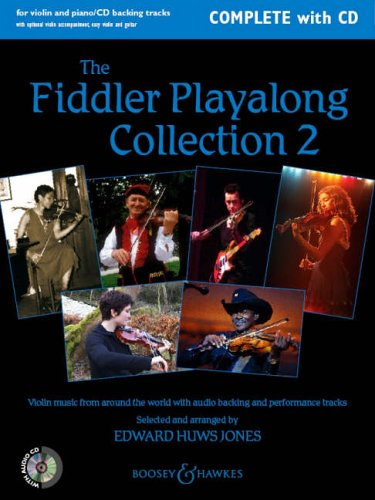 Fiddler Playalong Collection 2 By Edward Huws Jones