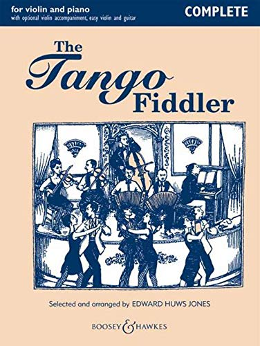 Tango Fiddler By Edward Huws Jones