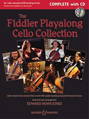 Fiddler Playalong Collection By Edward Huws Jones