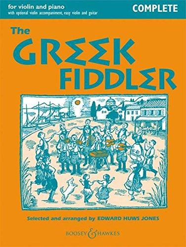 The Greek Fiddler By Edward Huws Jones