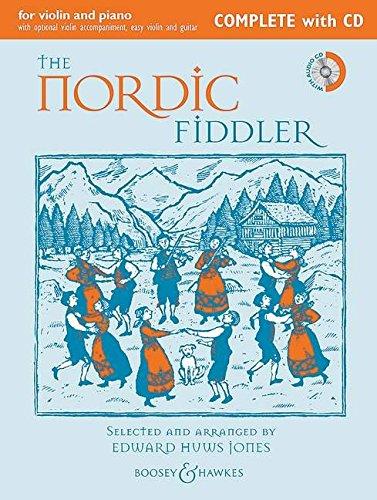 The Nordic Fiddler By Edward Huws Jones