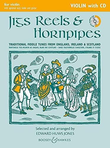 Jigs, Reels & Hornpipes By Edward Huws Jones