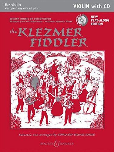 The Klezmer Fiddler - New Edition By Edward Huws Jones