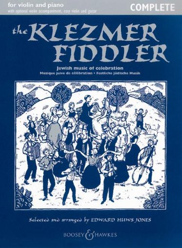 The Klezmer Fiddler By Edward Huws Jones