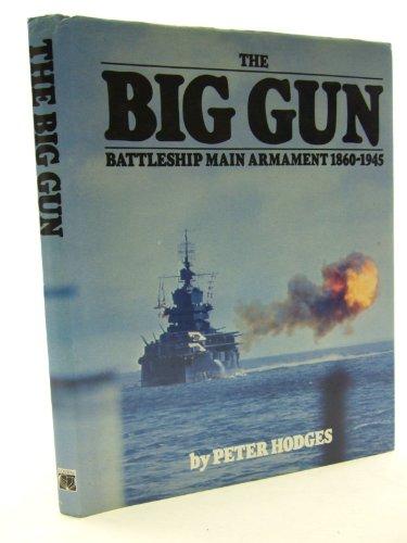 BIG GUN BATTLESHIP MAIN ARMANENT 18: Battleship Main Armament, 1860-1945