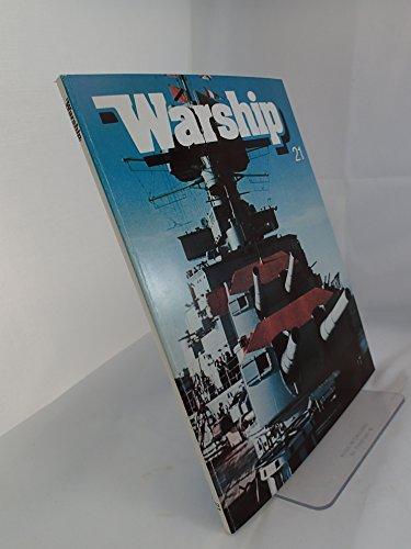 Warship By Volume editor John Roberts