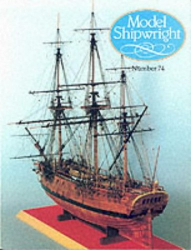 Model Shipwright: No.74 By John Bowen