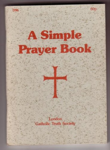 Simple Prayer Book By Various