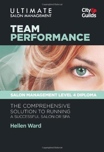 Ultimate Salon Management: Team Performance Bk. 3 By Hellen Ward