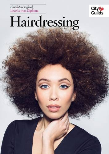 The City & Guilds: Hairdressing: Level 2: NVQ Hairdressing Logbook by Melanie Mitchell