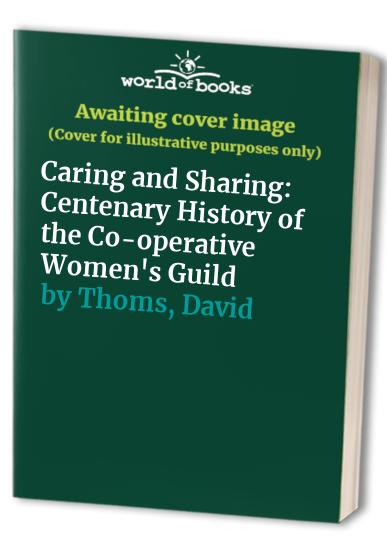 Caring and Sharing By Jean Gaffin