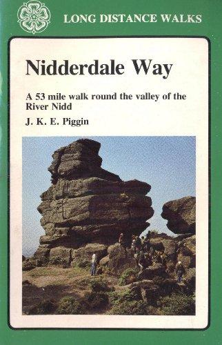 Nidderdale Way (Long distance walks) By J.K.E. Piggin