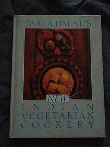New Indian Vegetarian Cookery By Tarla Dalal