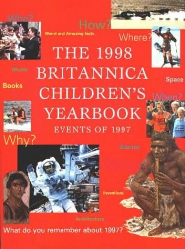 Children's Britannica By Volume editor S. Lustig