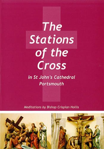 The Stations of the Cross in St John's Cathedral, Portsmouth by Crispian Hollis