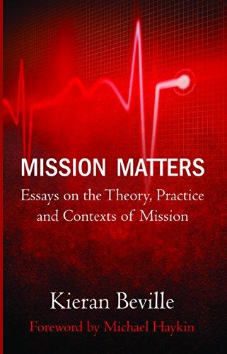 Mission Matters By Kieran Beville