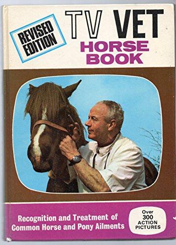 "Horse Book By ""T. V. Vet"""