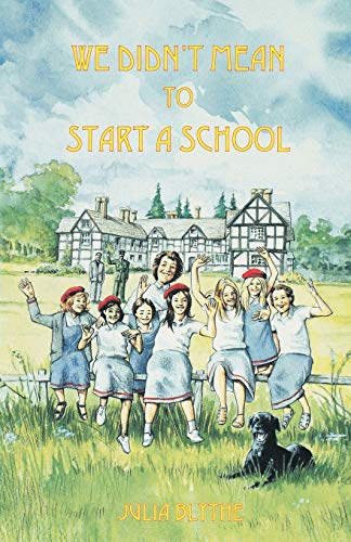 We Didn't Mean to Start a School By Julia Blythe