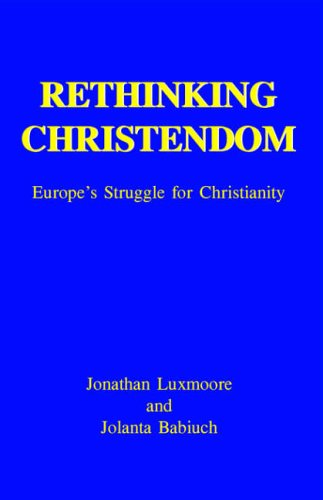 Rethinking Christendom by Babiuch, Jolanta Paperback Book The Cheap Fast Free