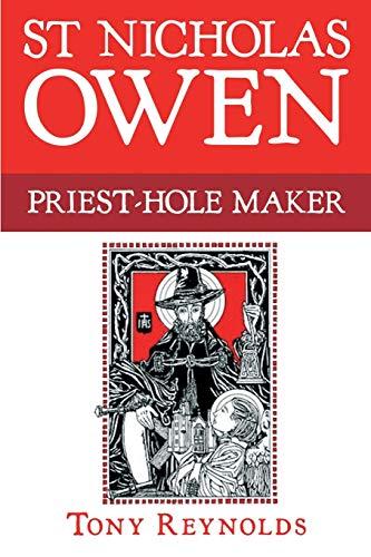 St Nicholas Owen By Tony Reynolds