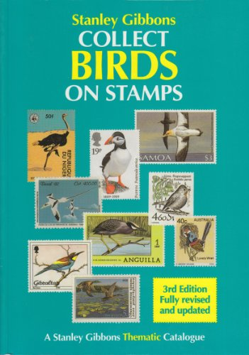 Collect Birds on Stamps by Jens Eriksen