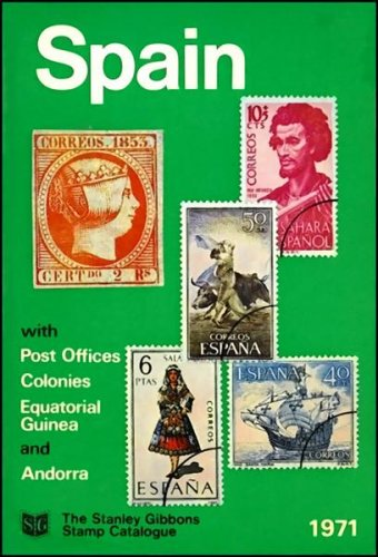 Sectional Postage Stamp Catalogue, 1971 By Stanley Gibbons