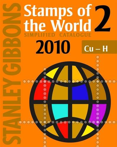 Stanley Gibbons Stamps of the World 2010: v. 2