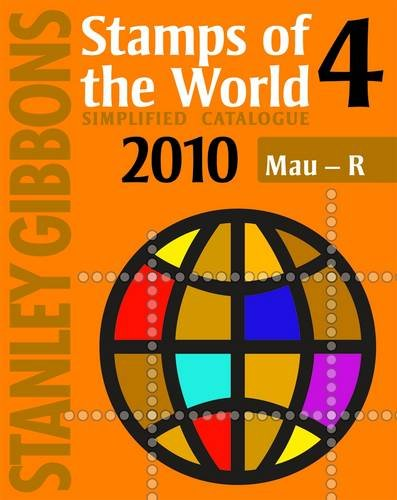 Stanley Gibbons Stamps of the World 2010: v. 4