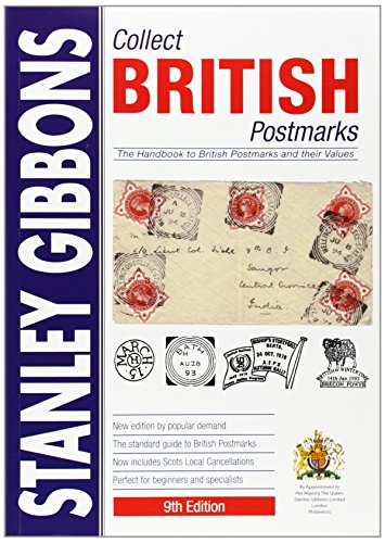 Collect British Postmarks 2013 By Stanley Gibbons
