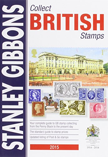 2015 Collect British Stamps Catalogue 66th Edition by Stanley Gibbons