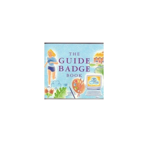 Guide Badge Book By Gillian Sutton