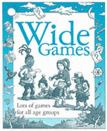 Wide Games By Helen Sutcliffe