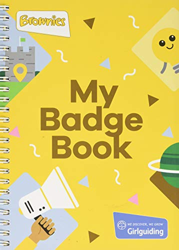 The Brownie Guide Badge Book By Girlguiding UK