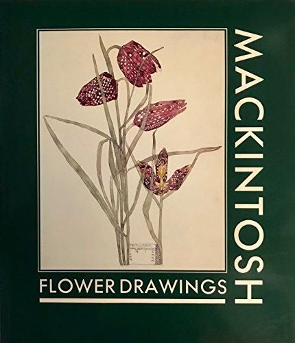 Mackintosh Flower Drawings By Pamela Robertson