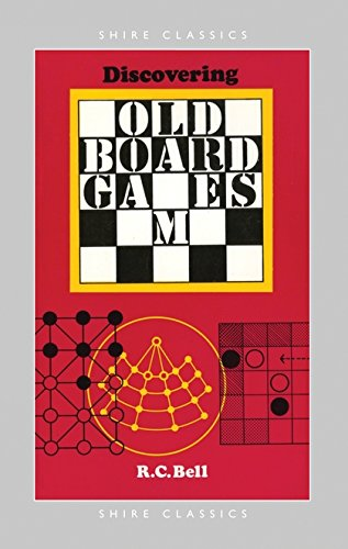 Old Board Games By R.C. Bell