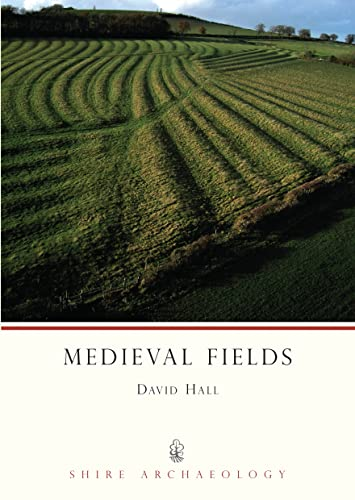 Medieval Fields (Shire Archaeology) By David Hall