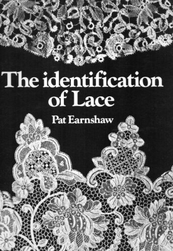 Identification of Lace By Pat Earnshaw